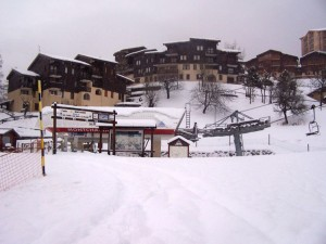 Activités hiver à Montchavin, domaine skiable de La Plagne Paradiski